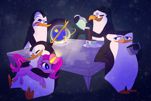 Lights Out, Vibes High by Penguins-TPOM