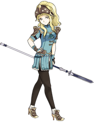 [COLLAB] Fire Emblem - Clair by Indie-Calls