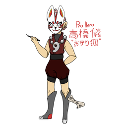 bnha oc concept #2 by koigryphon