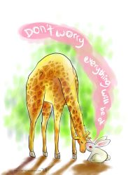Don't worry everything will be ok by fei-ma