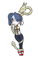 To start off Halloween, SQUIGLY! by brayburnman