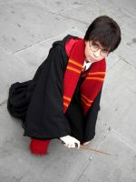 Harry Potter: Cobblestone by kay-sama