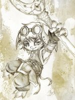 Yes, this is a Asura by Siri-onDev
