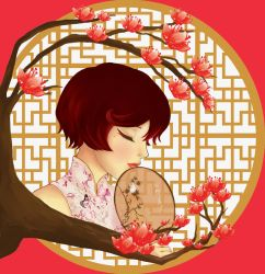 Happy Chinese New Year by min-xuan