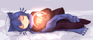 Niko  body pillow - OneShot by andylithia