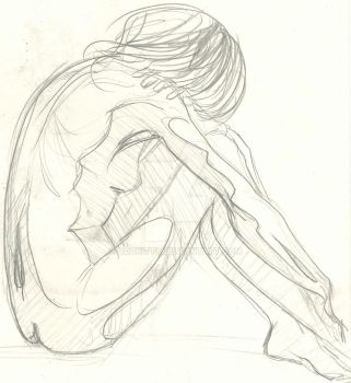 Life Drawing 007 by OddKitty
