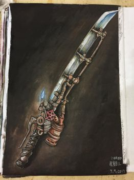 shishkebab from Fallout series by BlacksmithOWY