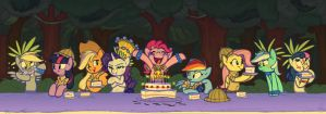 cakes and cannibals 3 by Siansaar