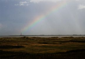 where the rainbow ends by steeerne