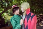 Howl's Moving Castle 03 by Galefic