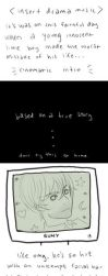 Facial Hair - a true story by yuwing