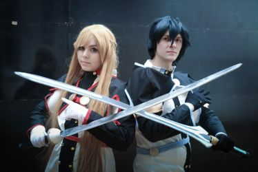 Sao Oridinal Scale by Hot-cocoaX3