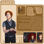 SftT: James by Girl-on-the-Moon
