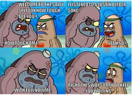 How tough are you? by onyxcarmine