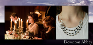 Downton Abbey Inspired Necklace by DOC-Ash1391