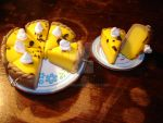 Passion fruit Cheesecake by MaSucree