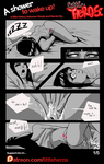 Hinata a shower to wake up! by LittleHeros69