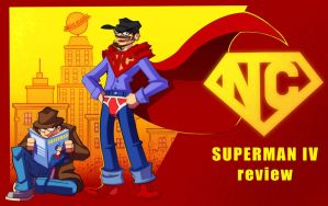 NC - Superman IV review by MaroBot