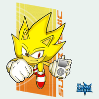 The Sonic Show: Super Sonic by Professor-J