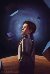 Ender's Game by danlambert