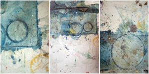 Cupmarks Triptych by pendlestock