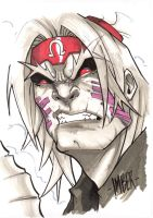 Omega Red by RecklessHero