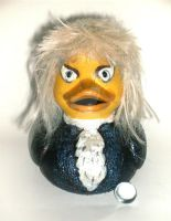 Jareth the Goblin King Duck by BlueSaltwaterTaffy