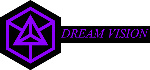 Dream Vision Logo V2 by LiamBobykl