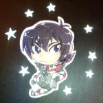 Chibi Keith by Rei-Catlang