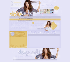 DESIGNVAULT #winter with Megan Fox by lenkamason