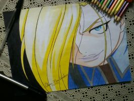 Olivier Mira Armstrong by Emi952