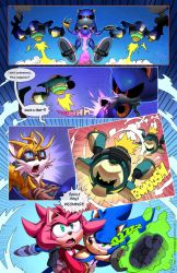 THE SHINE - page 10 by Shira-hedgie