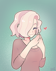 Pretty Pastel Hair by EmiMG