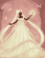 Princess Serenity by teriopi