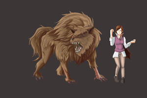 Warg by CendresdeLune2711