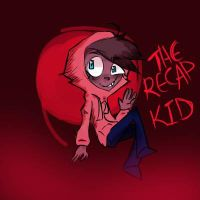 The Recap Kid (Invader Zim) by askmepl22