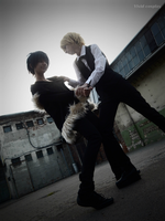 Drrr!!: Shizaya by Vivid-Cosplay
