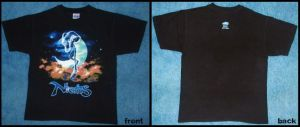 NiGHT into Dreams Shirt :D by NiGHTSfanKevin