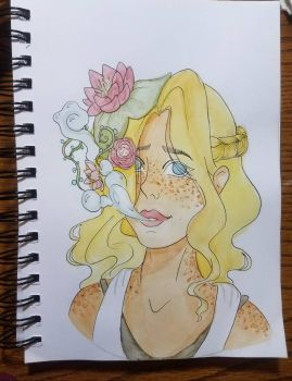 Lil Contest Entry-Lily by Olivia-Marie632