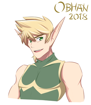 Blood Elf Hunter Quickie Image by Obhan