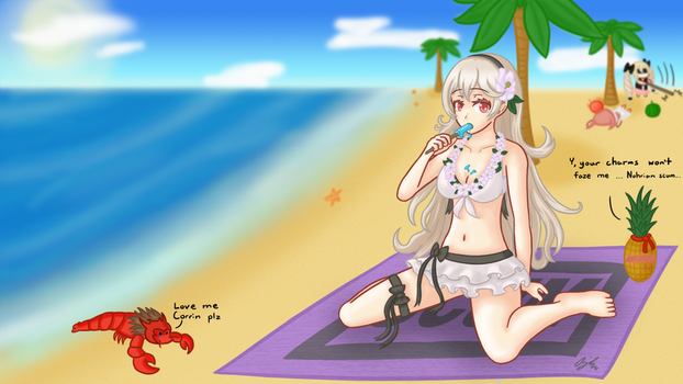A Summer for Nohrian Scum by ajkirby2