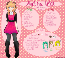 Meet the Artist by DonutDreaming