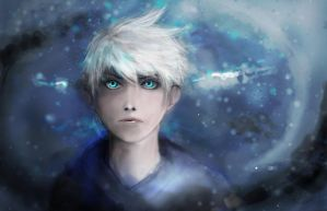Rise of the Guardians: Jack Frost by SkipThatBeat