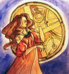 Contemplating Clockwork by Birdy98