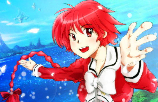 Welcome Back to Cephiro - Magic Knight Rayearth by Sanoshi