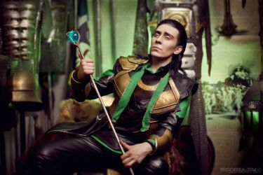 Loki of Asgard by Pugoffka-sama