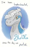 Baby Blue by Lulichan