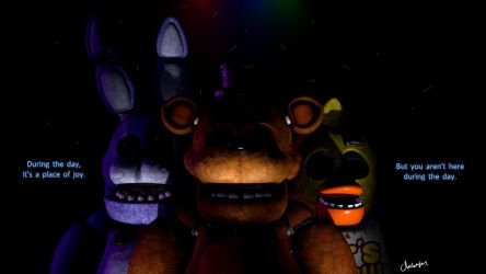 [FNAF SFM] Contest Entry for offhandatol's contest by ChocolateFrog18