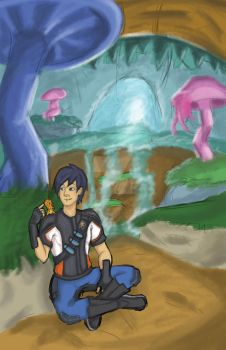 SlugTerra Fan Art WIP #2 by DREAMSOFASINGER