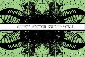 Chaos Vector Brush Pack 1 by The-Average-Alex